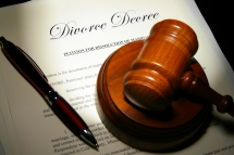 Divorce Decree in Jacksonville